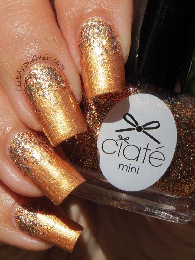 Curb Appeal Nails | Nail Art + Polish Blog: October 2014