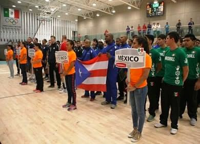 Comenzó el Nor.Ca. Masculino en México | Mundo Handball