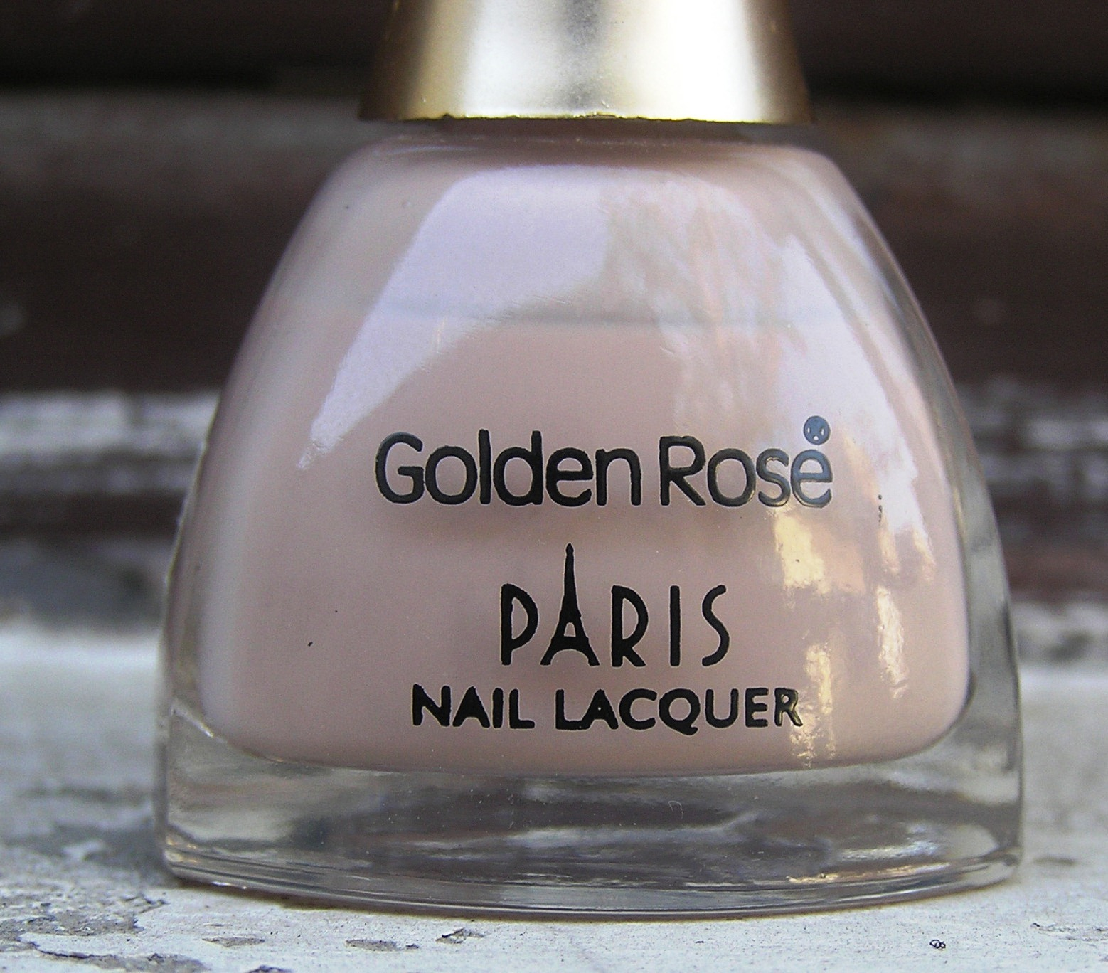 Nail of the Week & Review -Golden Rose PARIS NAIL LACQUER/ POLISH ...