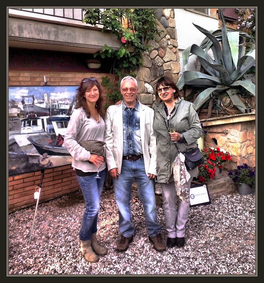 EXPOSICIONS-PINTURA-PINTOR-ERNEST DESCALS-PINEDA DE BAGES-ART-JARDI-SANTPEDOR-CATALUNYA-
