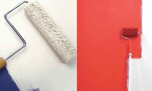 Ideas para decorar dise ar y mejorar tu casa pintar techos y modificar su altura - Consejos para pintar techos ...