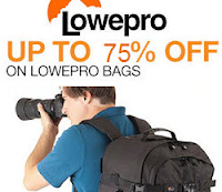 Buy Lowepro Camera Bags upto 75% off from Rs. 99 : Buytoearn