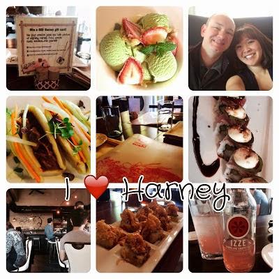 harney sushi food