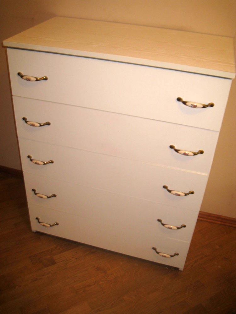 Как поменять цвет шкафа из дсп