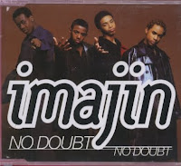 Imajin - No Doubt (CDS) 1998