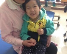 November 28th, 2015: Cassie! (China)