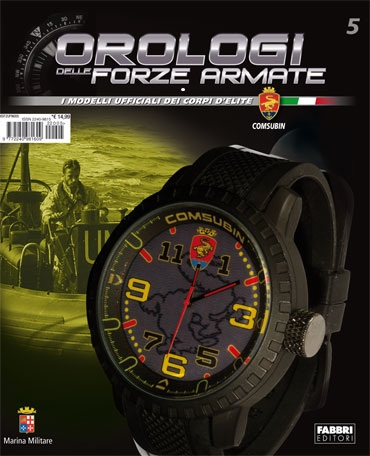 orologi delle forze armate