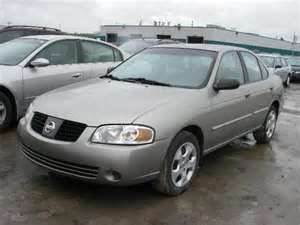 2005 NISSAN SENTRA user manual