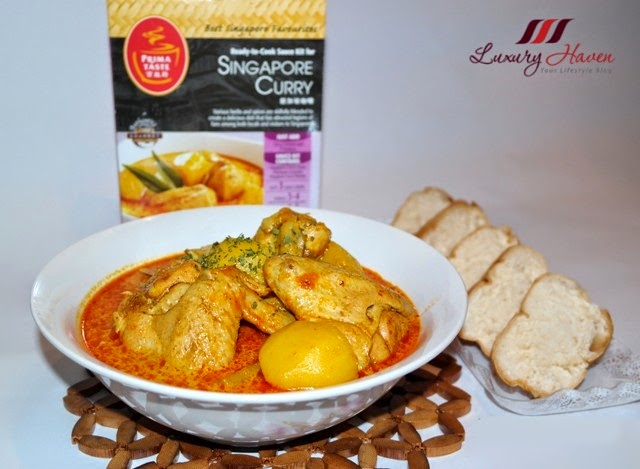 prima taste best singapore favourites meal sauce kits