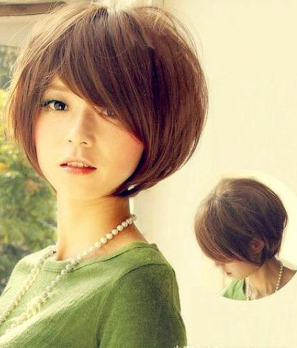 Best Style Hairpunky: Messy Short Bob Cuts Hairstyles Trends