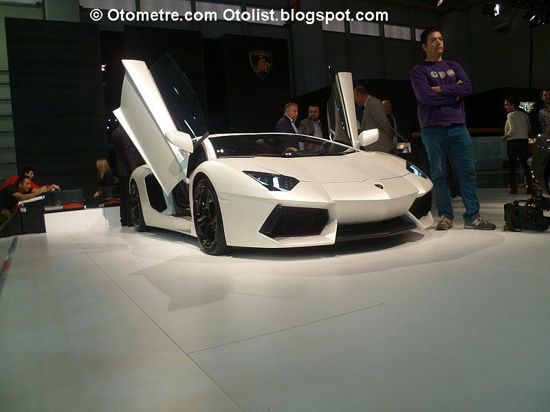 Lamborghini Avendator Otometre Otomobil Blogu Haberler