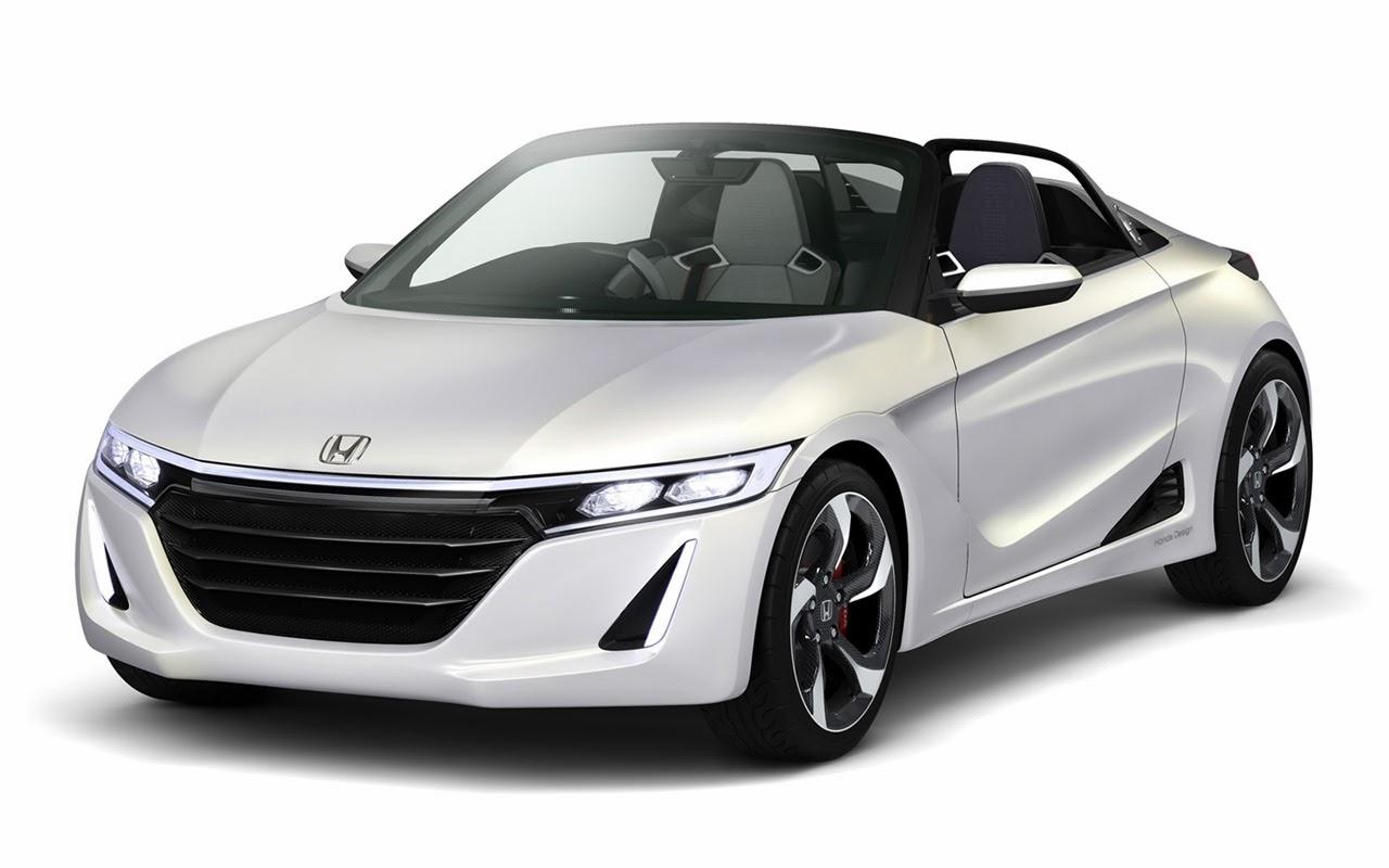 2013 Honda S660 Concept