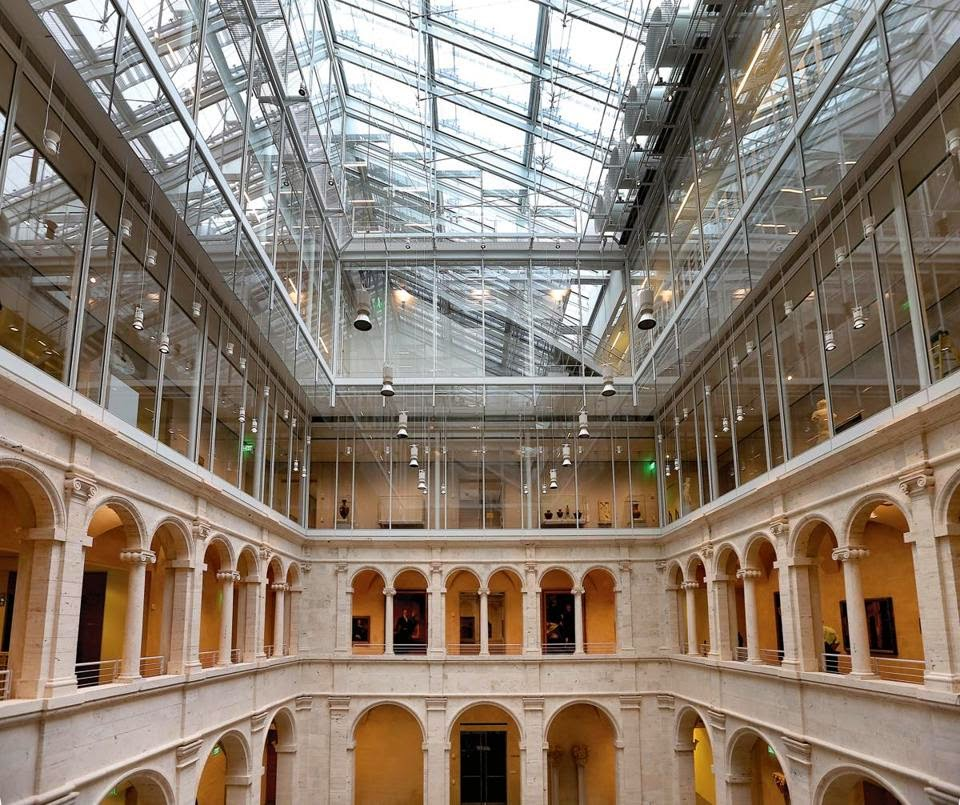 The Fine Living Muse A 350 Million Dollar Renovation