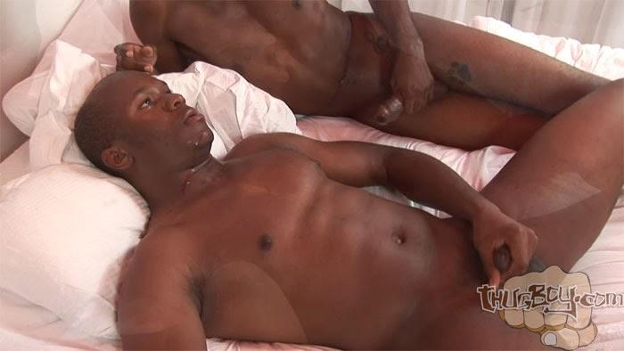 Black male multiple orgasm