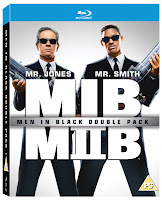 Men in Black, Will Smith