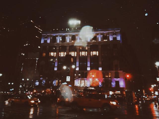 winter in new york image