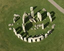 Stonehenge visto de cima