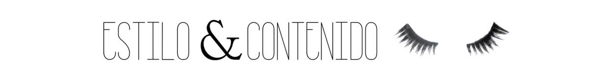 Estilo & contenido