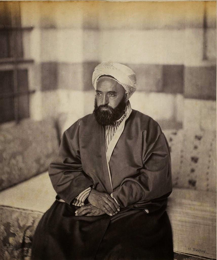 l'Emir Abdelkader et le droit humanitaire - Muhammad Vâlsan