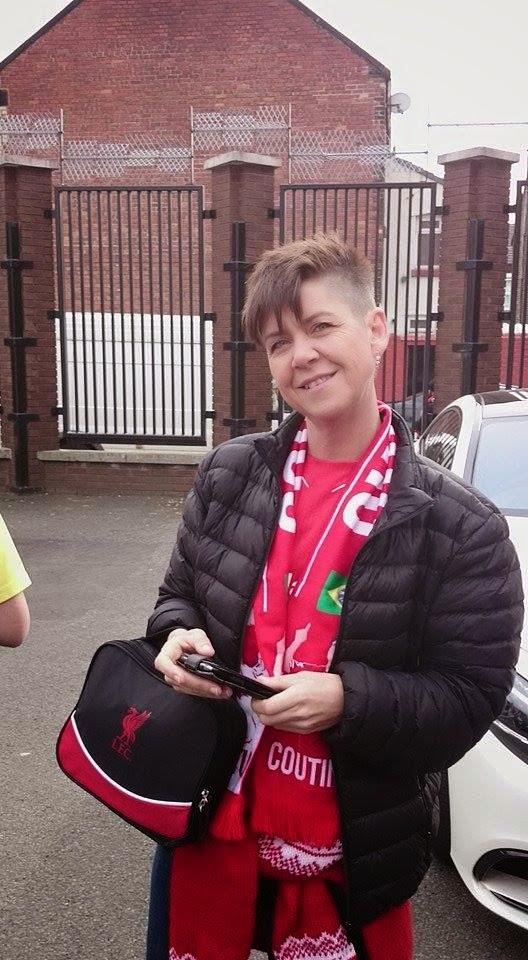 Meg  - klar for kamp på Anfield