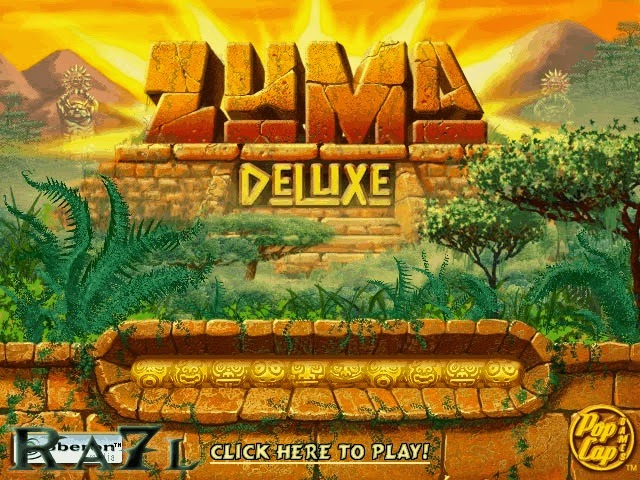 لعبة زوما الجديدة اون لاين ZUMA 2015 مباشرة مجانا