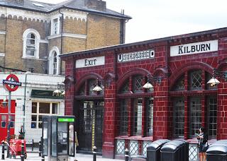 Image of Kilburn Park Underground Station