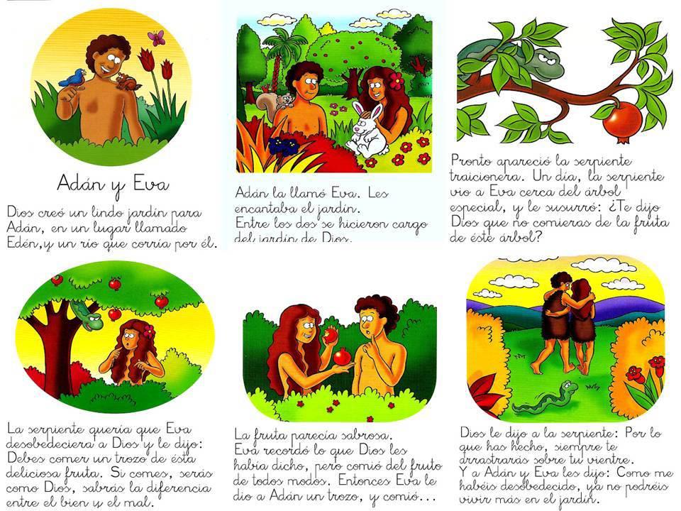 Proyecto final la alianza de dios con el hombre for Cancion en el jardin del eden