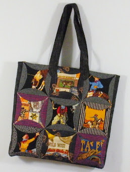 CFQ Pancake Block Tote