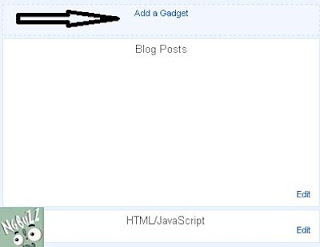 add Gadgets to Blogger Post Body
