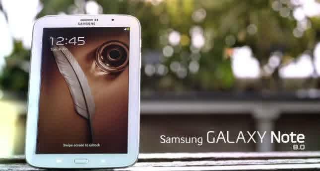 Full Spesifikasi & harga Samasung Galaxy Note 8 2015