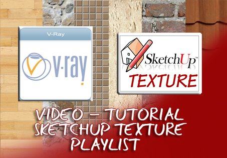 vray for sketchup video tutorial playlist