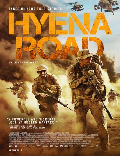 Ver Hyena Road (Zona de Combate) (2015) Online