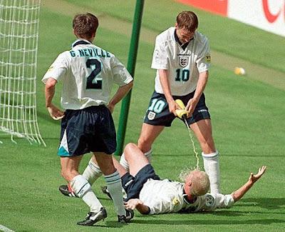 immagine divertente calcio