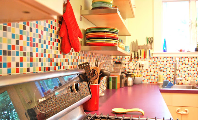 #14 Kitchen Backsplash Ideas
