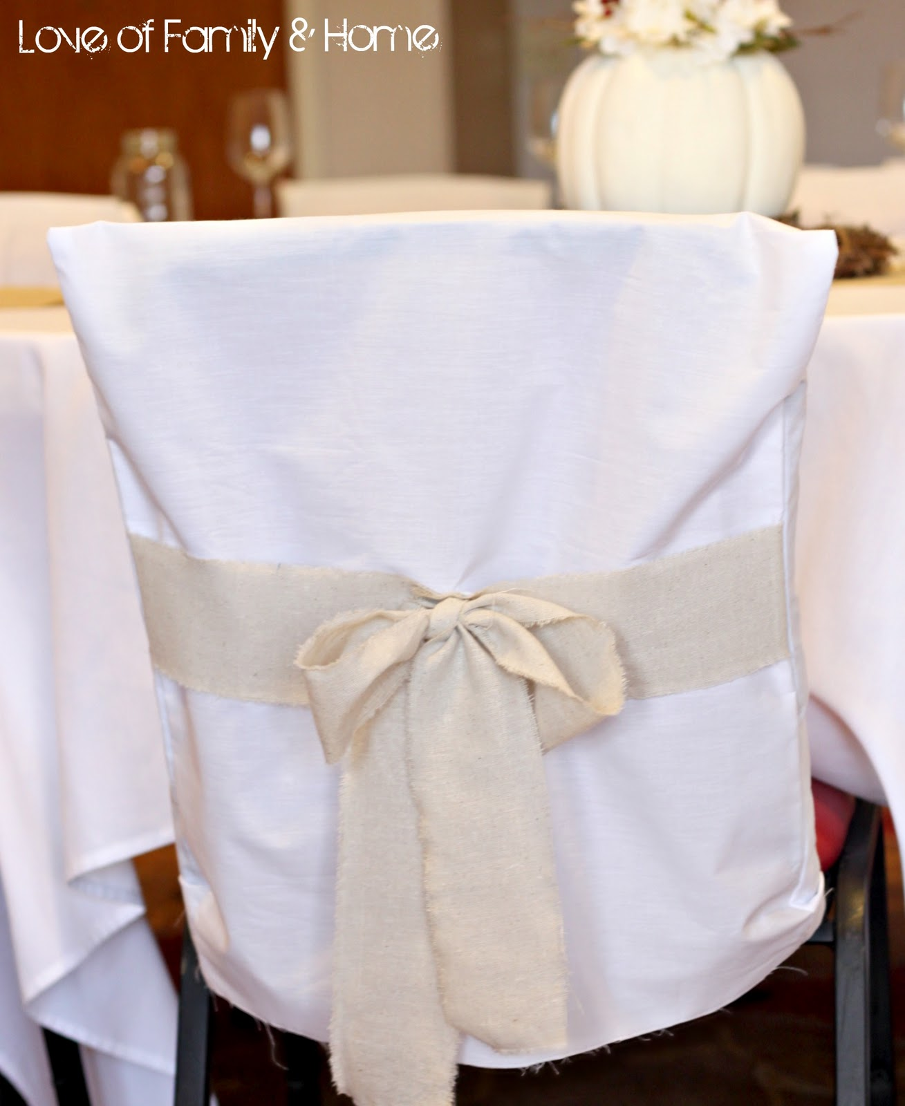 DIY Wedding Slipcovers Archives
