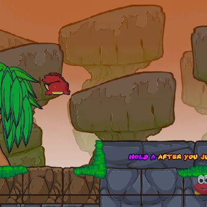 TOMOO flash game