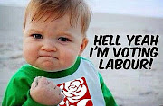<b>Vote Labour  on Thursday</b>