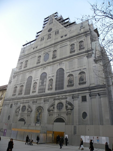 Saint Michael Kirche Munich