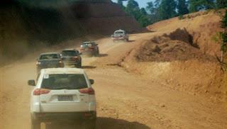 Jalan Trans kalimantan (Kalbar-Kalteng)