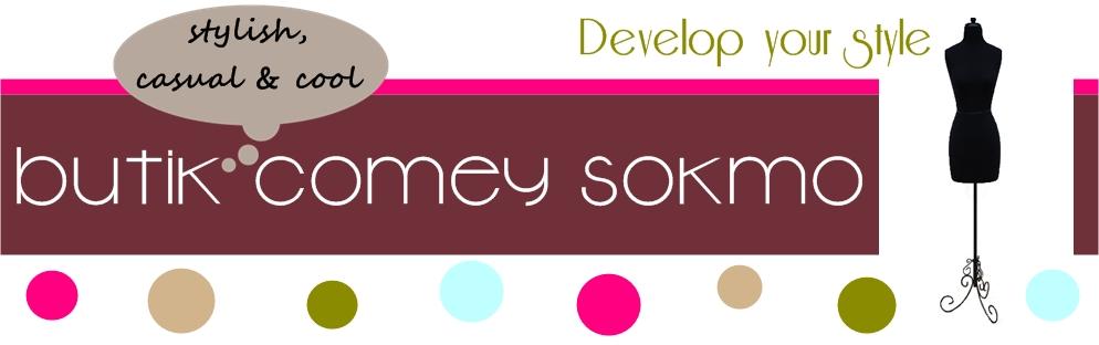 Butik Comey Sokmo
