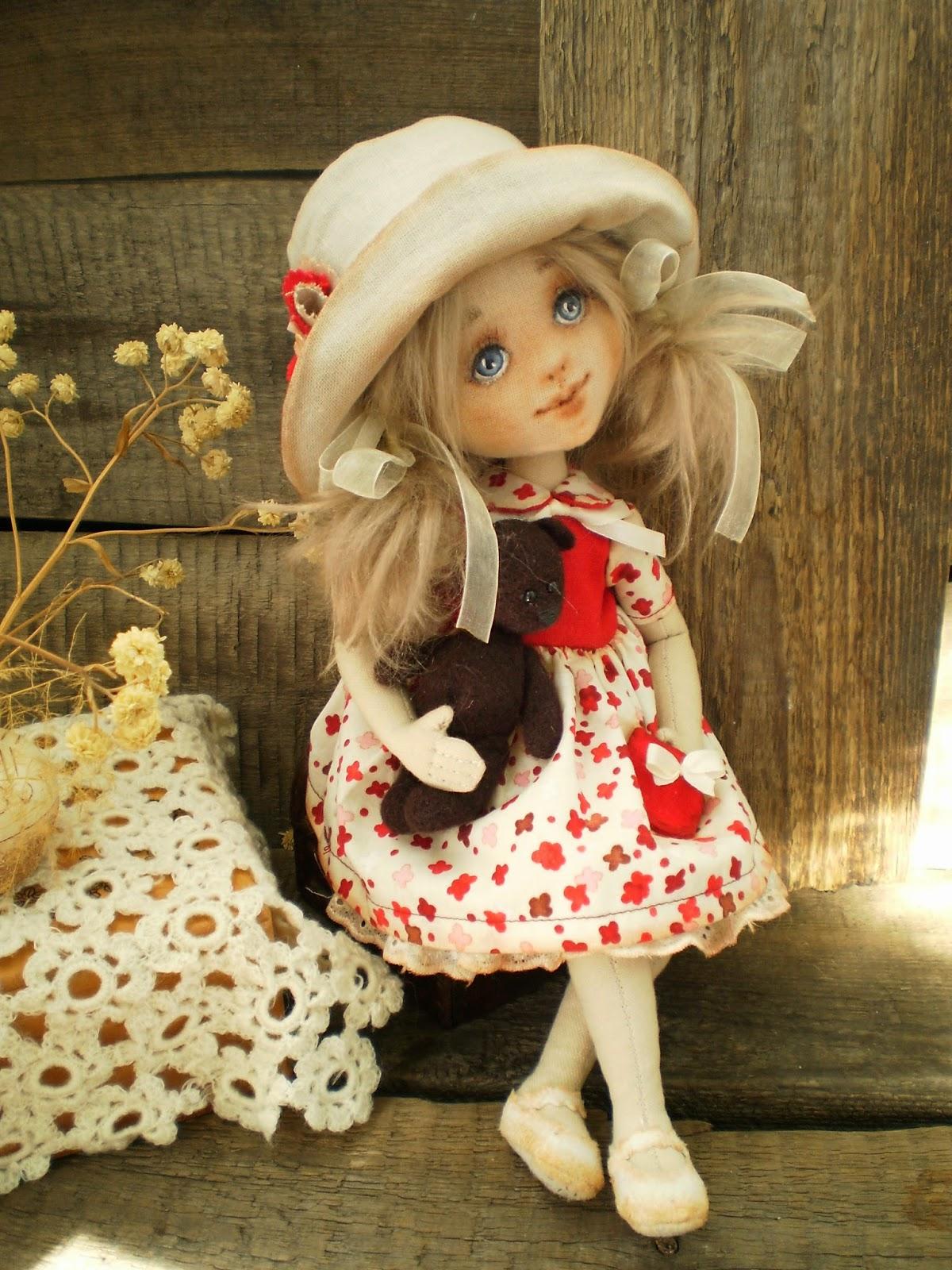 Валяные куклы своими руками фото 839