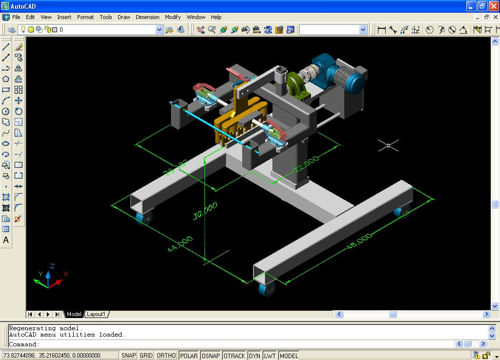 Ciberest tica programas de dise o digital 2 autocad for File cad di casa