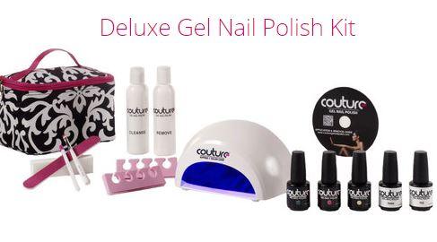 Couture Gel Nail Polish Kit