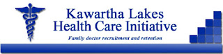 Image banner Kawartha Lakes Health care initiative