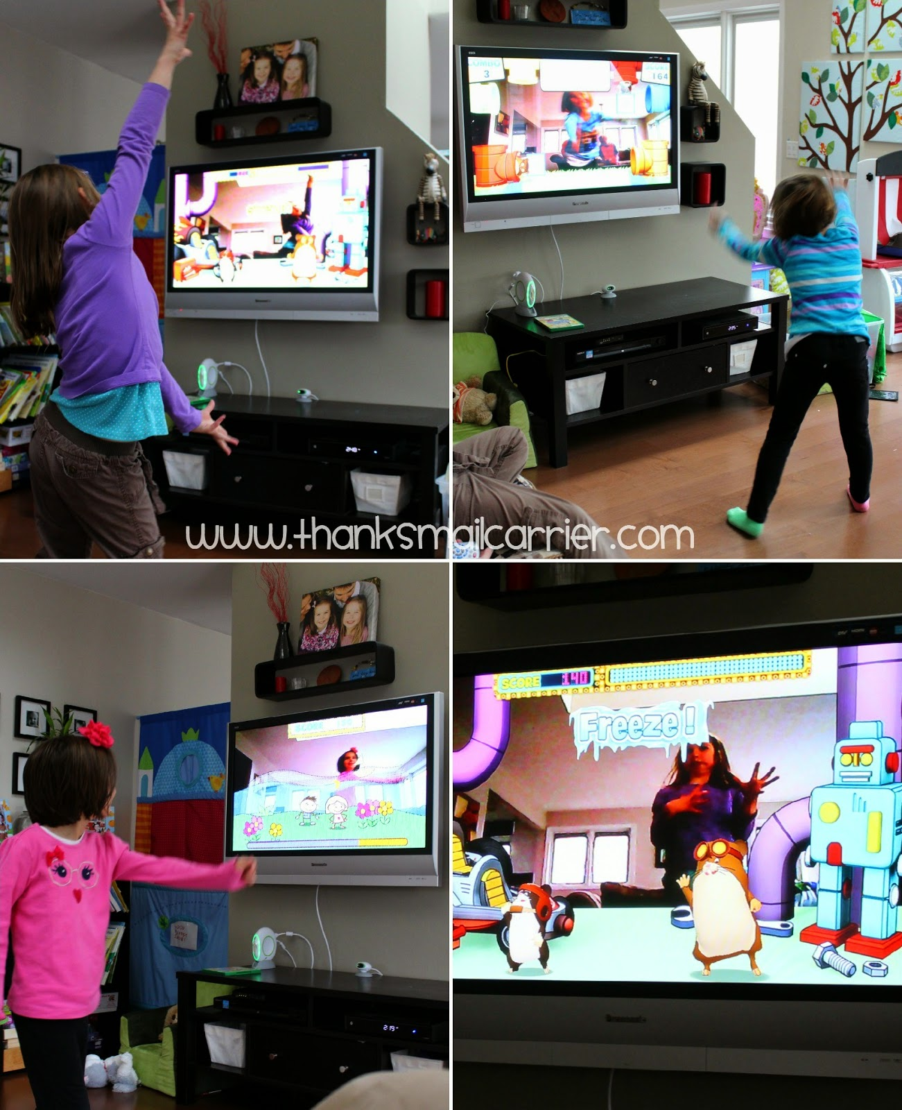 LeapTV Dance & Learn