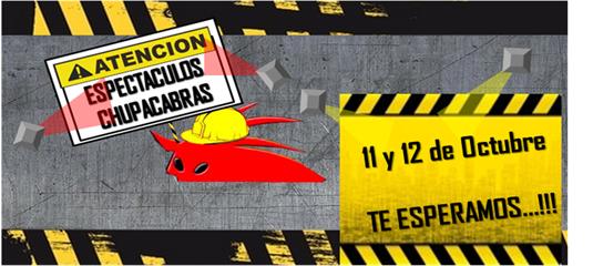YA ESTA A DIAS DE INICIAR LA CHUPACABRAS 2014