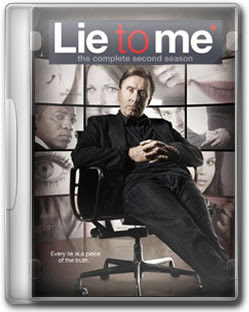 Lie To Me 2ª Temporada DVDRip XviD + Legendas