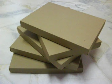 With nice and good quality box for each delivery..