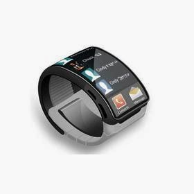 Guessing how the iWatch will look like