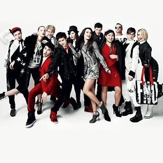 "Glee Cast ""Have Yourself A Merry Little Christmas"" Lyrics   online music lyrics"